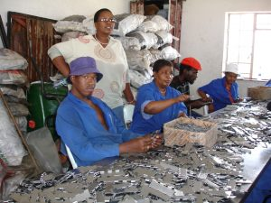 A hinges workshop for persons with disablities in south africa livelihood