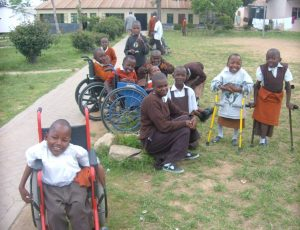 Children With Disabilities (CWD) interact through formal education (Social)