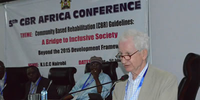 The Fifth CBR Africa Conference: Kenya 2015