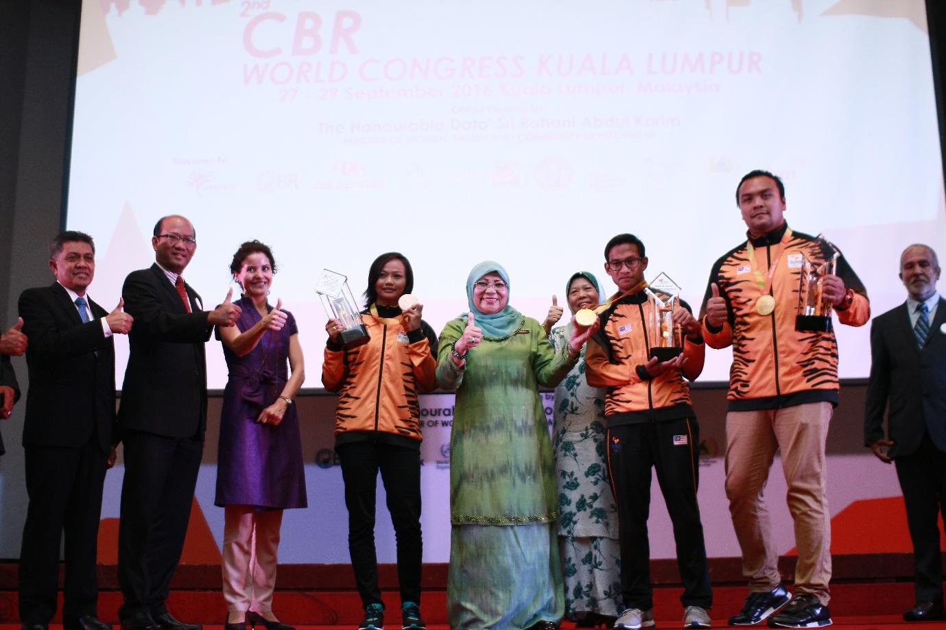 2 nd  CBR World Congress
