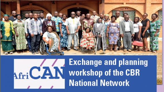 Exchange and planning workshop of the CBR National Network