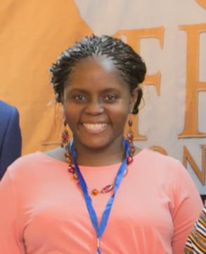 Carolyne Sserunkuma Maholo
