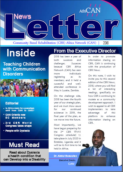 Inside teaching children with Communication Disorders