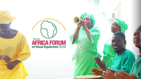 2019 Africa Forum on Visual Impairment October 7-11, 2019