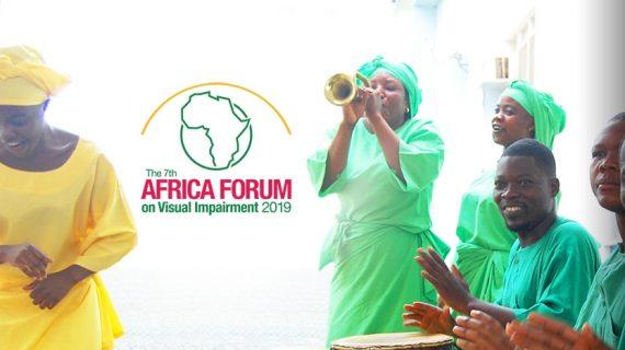 2019 Africa Forum on Visual Impairment October 7-11, 2019