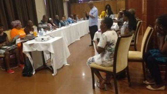 Bridge CRPD SDGs training initiative- Module 1 in Tanzania
