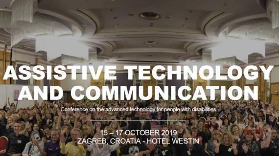 2019 Assistive Technology and Augmentative and Alternative Communication (ATAAC) Conference