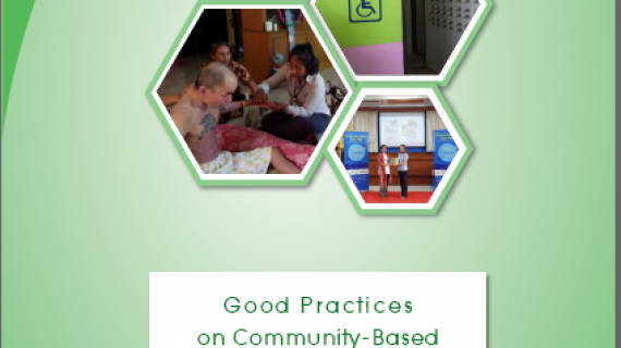 Good Practices on Community-Based Inclusive Development in Kanchanaburi,