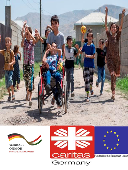 The activity of the Branch of the German Caritas Association in Tajikistan